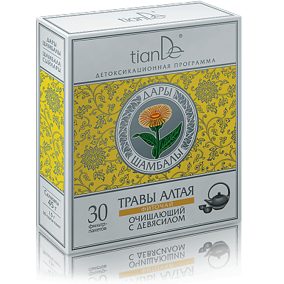 "Phytotea ""Cleansing with Inula"""